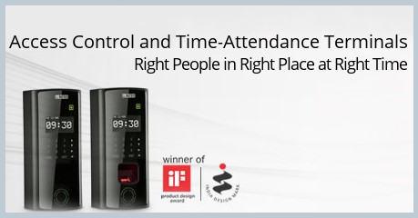 matrix-access control and time attendance