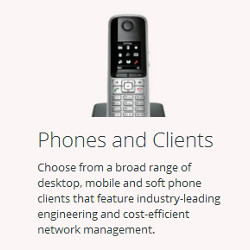 phones and clients-unify
